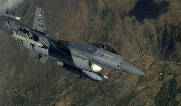 Kuzey Irak'ta 18 terörist etkisiz hale getirildi