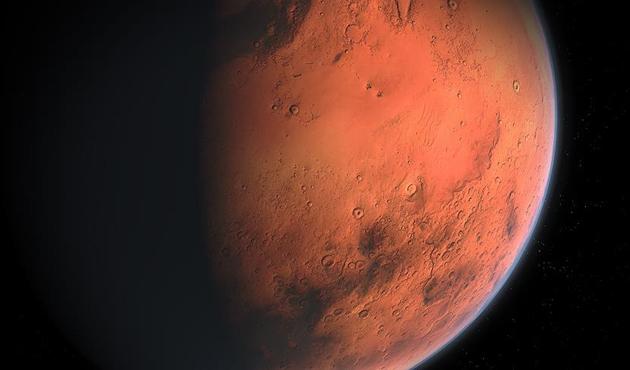 Mars'ta heyecanlandıran iki keşif