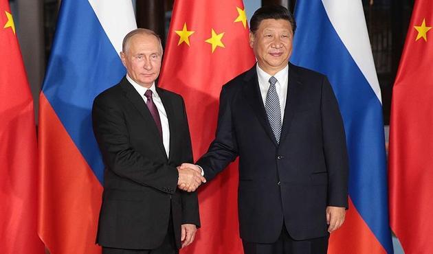 Şi ve Putin'den 'derinlemesine iş birliği' vurgusu