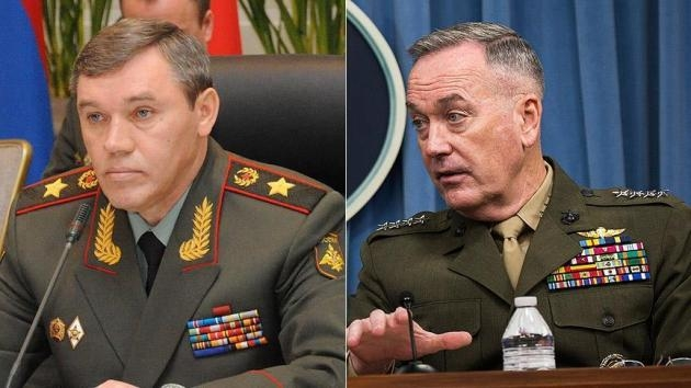 Rusya ve ABD Suriye'yi görüştü