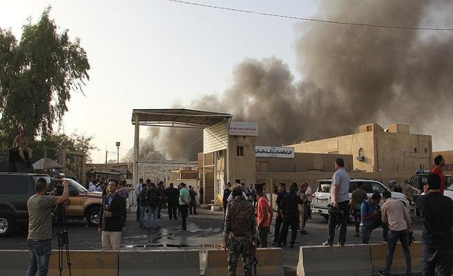 Irak'ta yangın sebebiyle yeniden seçim
