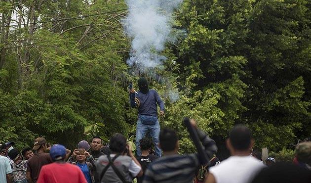Nikaragua'daki gösterilerde ölü sayısı 135'i aştı