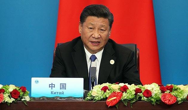 Çin Devlet Başkanı Şi'den 'soğuk savaşa ret' mesajı