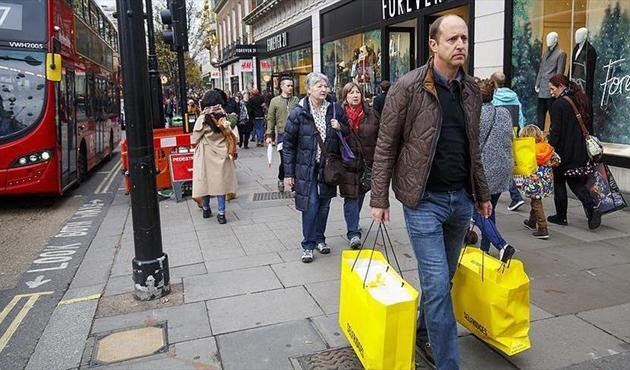 İngiltere'de işsizlik oranı 43 yılın en düşüğünde