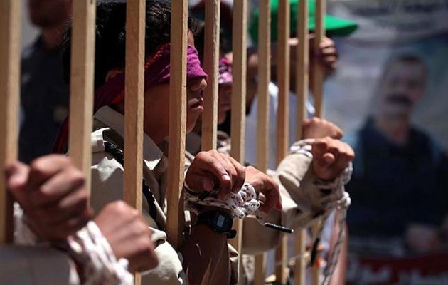 Filistinli mahkumların hapishane şartları ağırlaştırılacak