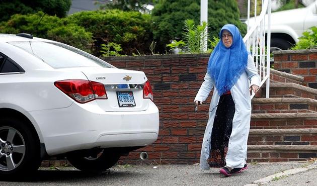 Adil Öksüz'ün eşi ve kayınbiraderi ABD'de görüntülendi