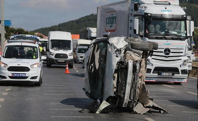 Bayramın ilk gününde kaza bilançosu: 11 ölü 70 yaralı