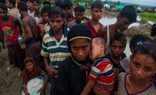 AP'den Myanmar'a etnik temizliği durdurun çağrısı