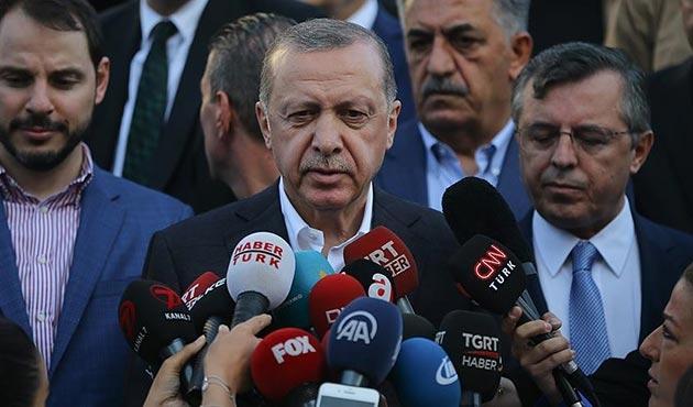 Erdoğan'dan bedelli askerlik bekleyenlere müjde