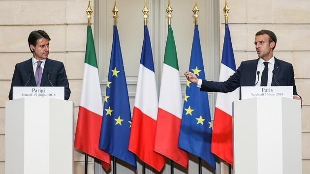 Macron AB'yi sığınmacılar konusunda eleştirdi