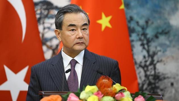 Çin'den Filistinlilere destek açıklaması