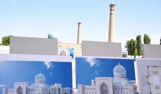 Özbekistan'da İslam Medeniyeti Merkezi kuruluyor