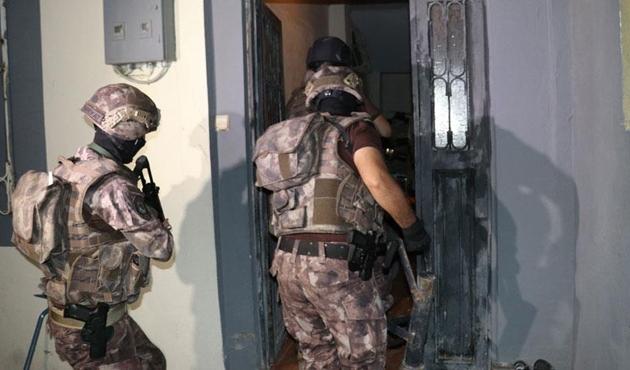 Adana'da özel harekatlı PKK operasyonu: 17 gözaltı
