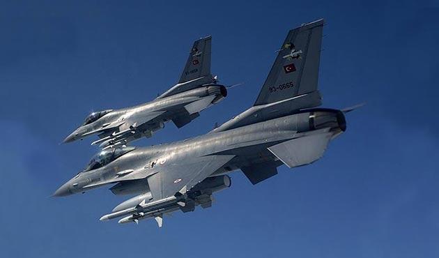 Irak'ın kuzeyine operasyon: 15 terörist etkisiz hale getirildi