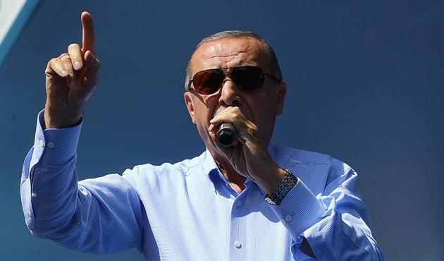 Cumhurbaşkanı Erdoğan: Kandil'de lider kadrosunu hallettik