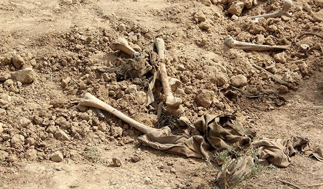 Mali'de 3 toplu mezar bulundu