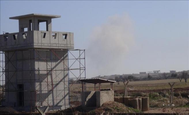 Cerablus'ta terör örgütü'nün bombalı saldırısı engellendi