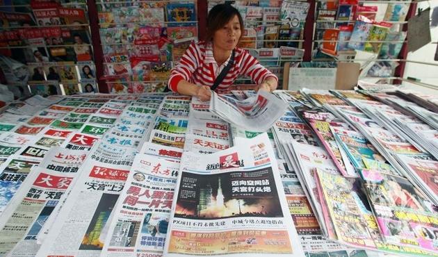 Çin medyasından ABD'ye 'ticari paranoya' suçlaması