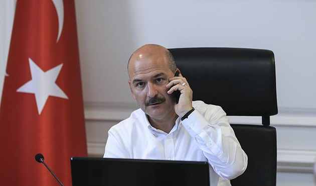 Soylu'ya HDP'den suç duyurusu