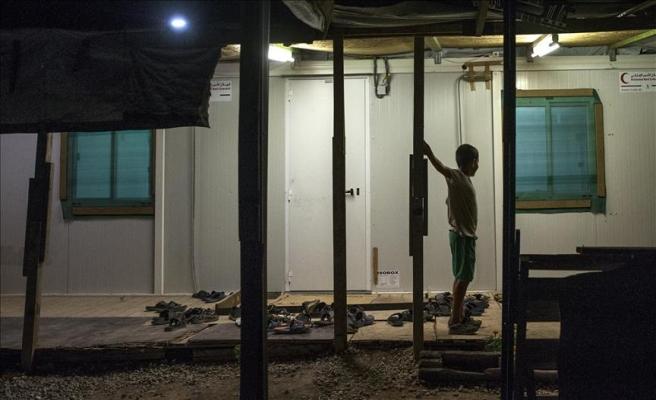 Fransa'da tutuklu sığınmacı çocukların sayısı yüzde 70 arttı