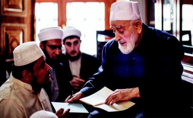 'Bizim Evimiz Kur'an Medresesiydi'