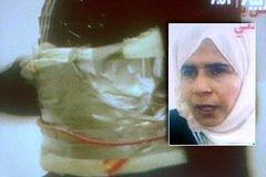 Ürdün TV'sinde 'Kadın Bombacı'