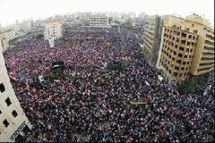 Hizbullah'tan Gövde Gösterisi