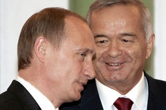 Özbekistan Rusya İttifakı