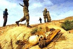 Sudan Yönetimine Katliam Suçlaması