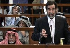 'Saddam Kurşuna Dizilmeyi Tercih Ediyor'
