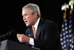 Bush Tüm Amerikalılara Arapça Öğretecek