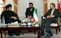 Mukteda Sadr'dan İran'a Destek