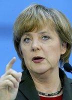 Merkel:İsrail'i tanımayanlara hoşgörü yok