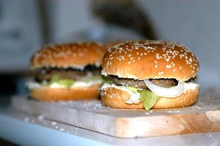 Fast Food'a dikkat! virüs var