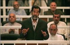 Saddam Davasının 16. Duruşması Başladı