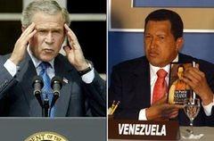 Chavez'den Bush'a: Eşek ve Sarhoşsunuz