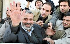 Hamas'a Hükümet Programı Baskısı