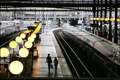 Fransa'da Grev Hayatı Felç Etti