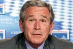 'Bush paranoyak şizofren!'