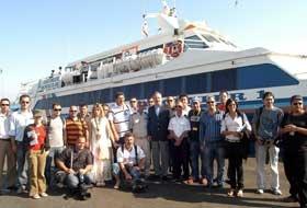 KKTC - Suriye gemi seferleri başlıyor