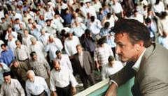 Sean Penn Seçimler İçin İran'da