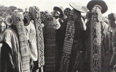 Kamerun'da Kral, ABD'de mühendis