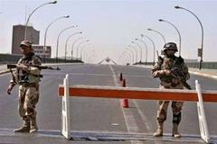 Bağdat'ta sokağa çıkma yasağı