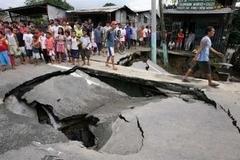 Filipinler'de tayfun: 200 ölü