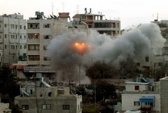 İsrail Gazze'de silah denedi