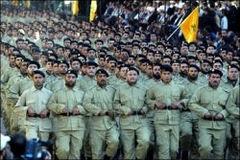 Lübnan Hizbullah şarkılarıyla coşuyor