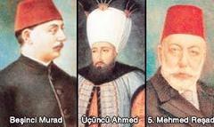 Üç Osmanlı padişahı şekerden ölmüştü