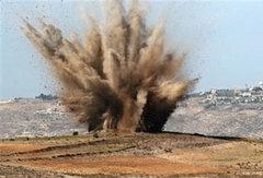 İsrail'den Fosfor bombası itirafı