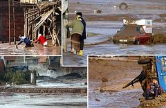 Anadolu'da sel felaketi: 22 ölü