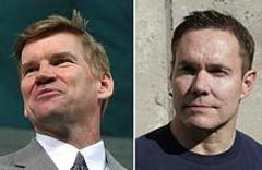 Bush'un kilisesinde skandal